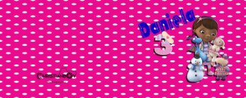 Daniela 3 años