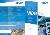 Wasser - LGA