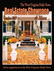 The WV Daily News Real Estate Showcase & More - October 2017