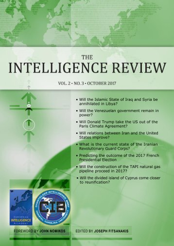 The Intelligence Review | volume 2 | issue 3 |
