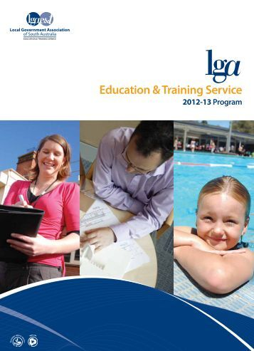 Education & Training Service - Local Government Association of ...