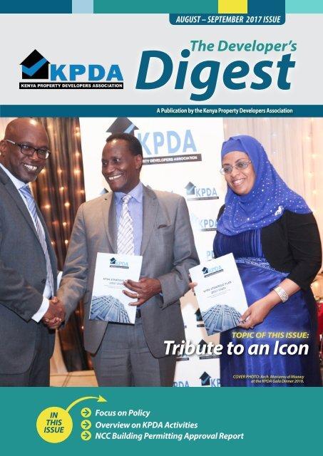 The Developer's Digest, August - September 2017 Issue