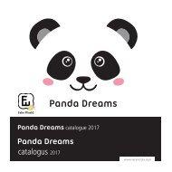 Panda Dreams Collectie