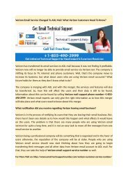 Verizon Mail support phone number +1-855-490-2999