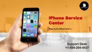 How to Fix iPhone Error 27? 1855-341-4016 Support