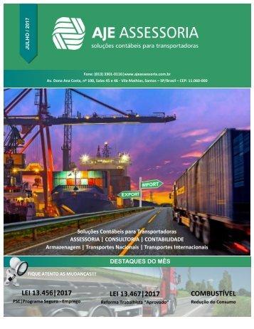 Informativo AJE - Jul 2017