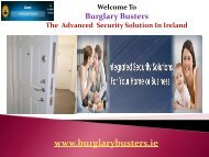 Secure Your Home in Ireland