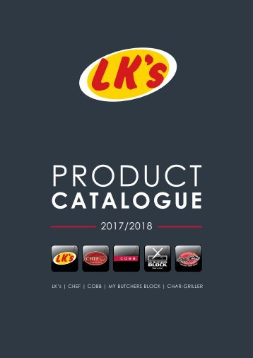LK's Catalogue 2017