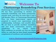 Bathroom Remodel Chattanooga, TN