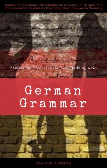 German Grammar Free eBook