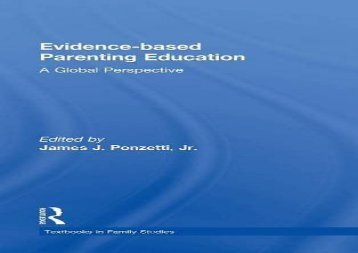 Evidencebased-Parenting-Education-A-Global-Perspective-Textbooks-in-Family-Studies
