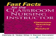 Fast-Facts-for-the-Classroom-Nursing-Instructor-Classroom-Teaching-in-a-Nutshell