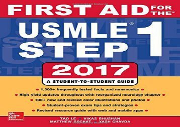 First-Aid-for-the-USMLE-Step-1-2017