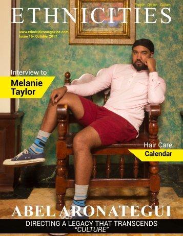 Ethnicities Magazine - Issue 16 - October