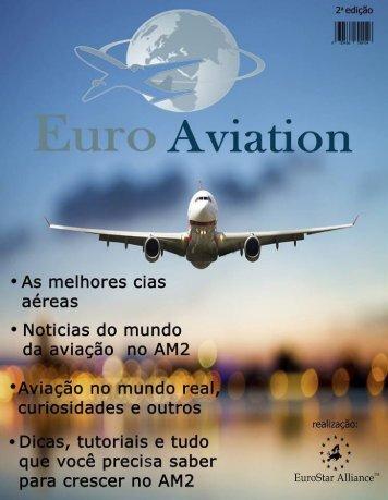 Revista Euro Aviation Edição II - Out/2017