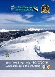 Giornalino Stagionale 2017-2018