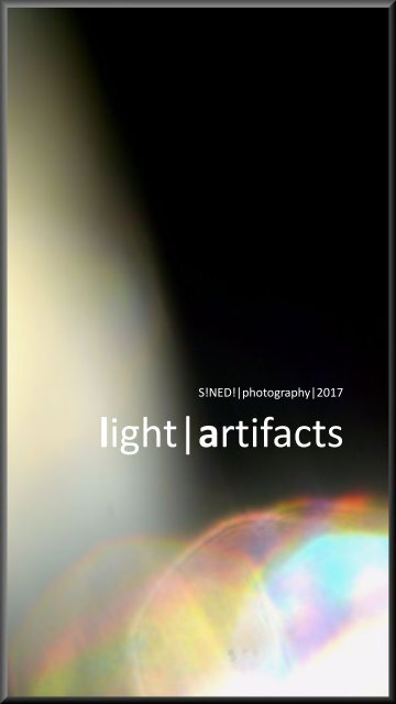 light|artifacts