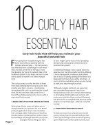 Curly Hair Issue Rough Draft - Page 4