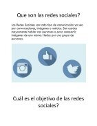 Redes sociales word. - Page 2