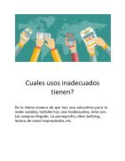 Redes sociales word. - Page 4