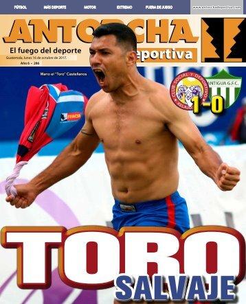 Antorcha Deportiva 286