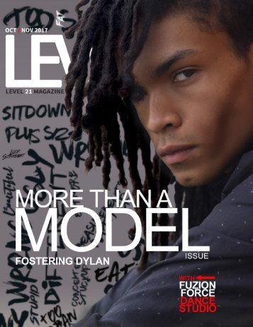The Model Issue-Dylan Foster