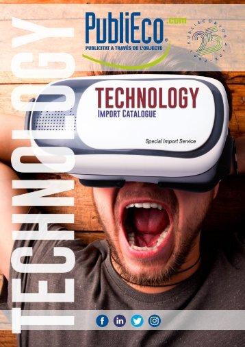 Catálogo de Tecnología 2017