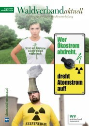 Waldverband Aktuell - Ausgabe 2017-04