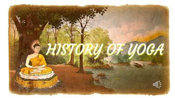 The History Of Yoga