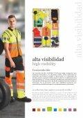 Catálogo de ropa laboral alta visibilidad - Page 2