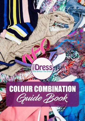 Miss Dress Colour Combination Handbook
