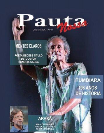 REVISTA PAUTA NOSSA - Outubro/2017 nº01