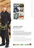 Catálogo de ropa laboral Protección - Page 2