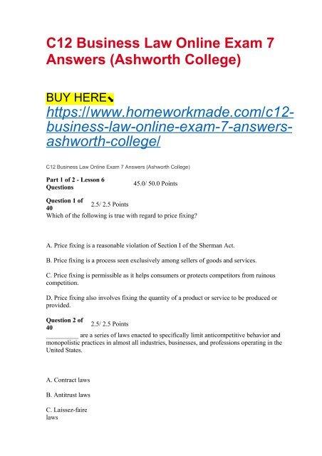 business paper 1 ib