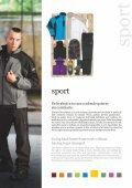 Catálogo de ropa laboral SPORT - Page 2