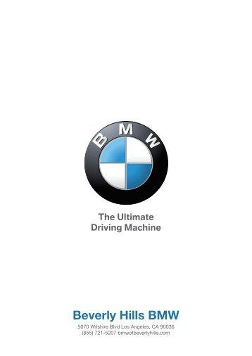 BMW Beverly Hills