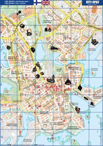 Helsinki city-map_2017