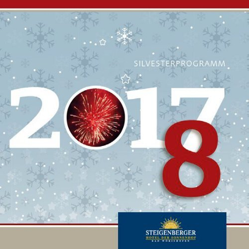 Silvesterprogramm 2017