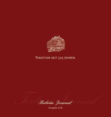 Torbräu Journal 2018