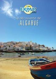 La découverte de l'Algarve - Portugal