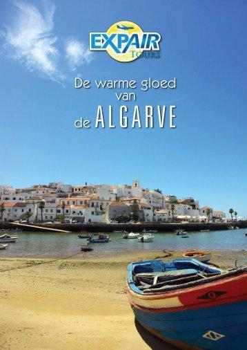 De warme gloed van de Algarve - Portugal