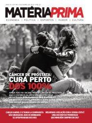 Matéria Prima 94 - OUTUBRO 2017