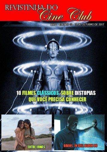 Revistinha do Cine Club Edição 10