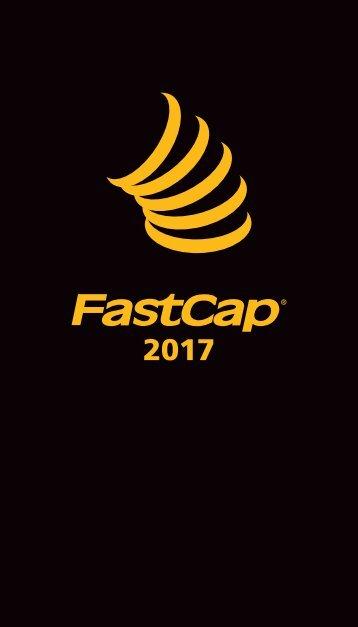 FastCap 2017 Catalog