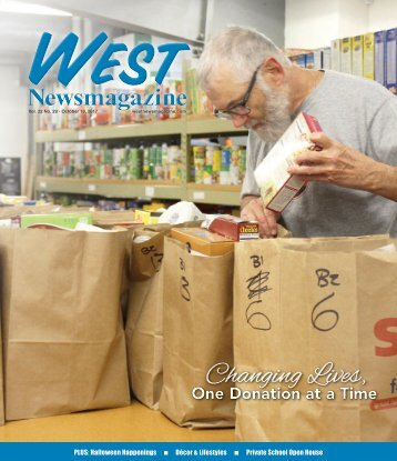 West Newsmagazine 10-18-17