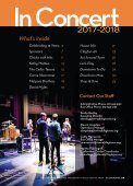 In Concert 2017-2018 - Page 3