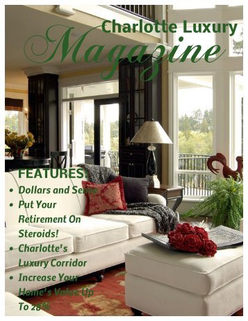 Oct 2017 Charlotte Luxury magazine