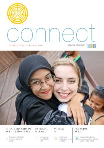 Connect Magazine #2  - version en Español