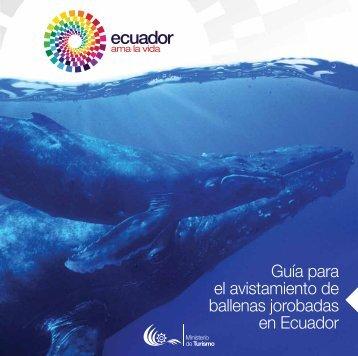 Guía ballenas