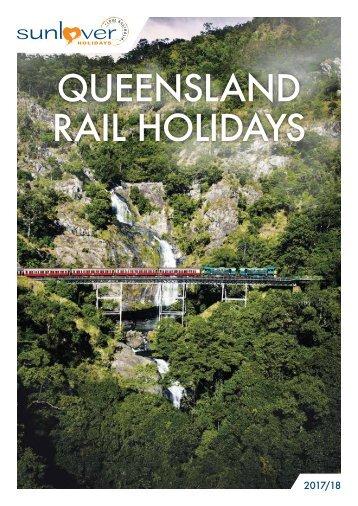 Quennsland Rail Holidays 2017/18